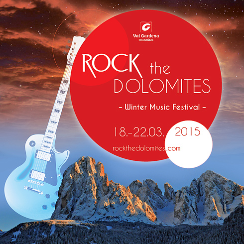 Rock the Dolomites